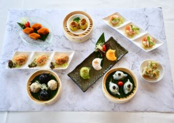 all you can eat dim sum lunch at grand coloane resort august 2020