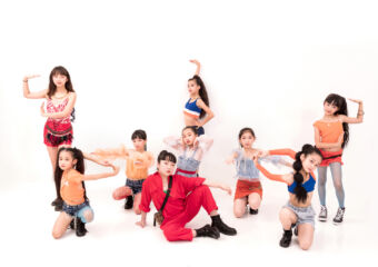 nowz dance studio kids vogue