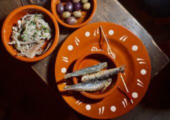 sardines at three sardines macau lifestyle