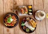 splash four seasons macau cotai strip mexican dishes selection
