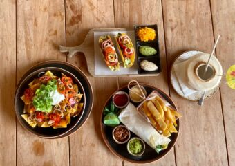 splash four seasons macau cotai strip mexican dishes selection