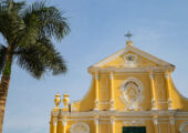 st dominic church macau
