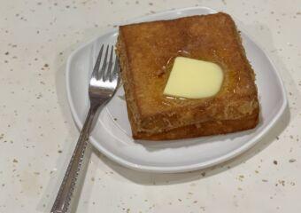 Choi Tung Kei Comidas Restaurant Areia Preta French Toast Macau Lifestyle
