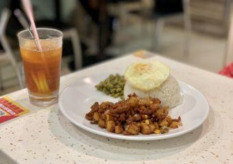 Choi Tung Kei Comidas Restaurant Areia Preta Minchi and ice tea Macau Lifestyle