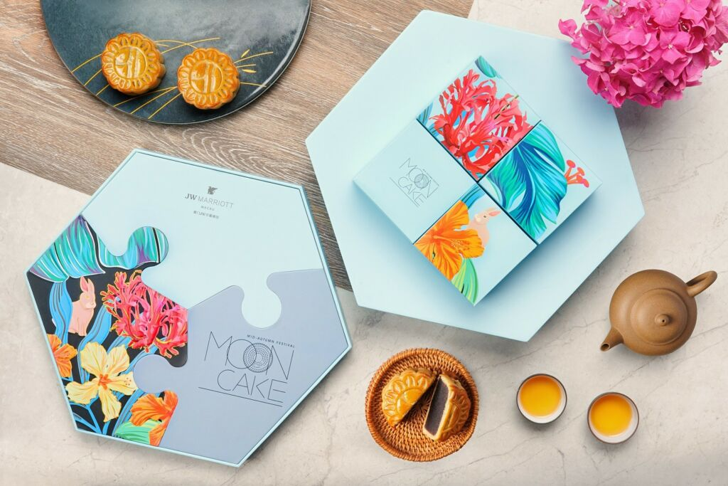 JW Marriott Hotel Macau_Mid-Autumn Mooncake Gift Box