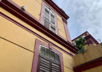 Jao Tsung I Academy Macau Exterior Patio Inside Macau Lifestyle