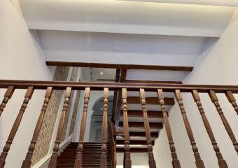 Jao Tsung I Academy Macau Interior Staicase Details Macau Lifestyle