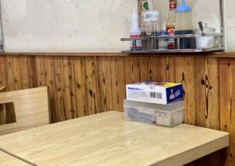 Loly Indonesian Food Interior Table on the Corner Macau Lifestyle