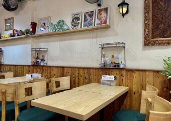 Loly Indonesian Food Interior Tables Macau Lifestyle