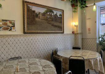 Lou Lan Islam Restaurant Interior Walls and Tables Macau Lifestyle