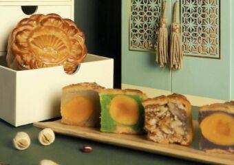 Mandarin Oriental Macau Mooncakes