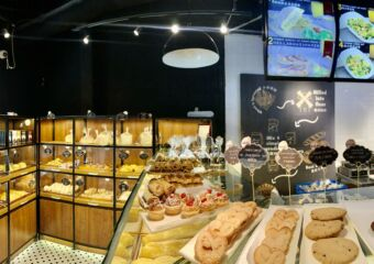 Portuguese Bakery Interior Wide View Macau Lifestyle
