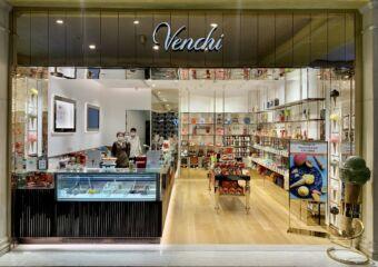 Venchi Ice Cream Exterior Macau Lifestyle