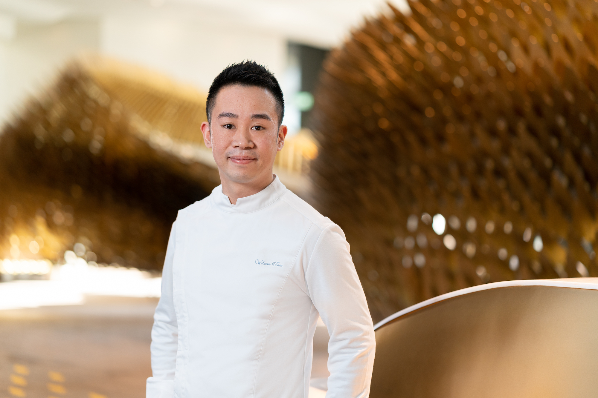 morpheus hotel yi city of dreams macau Executive Chef Wilson Fam