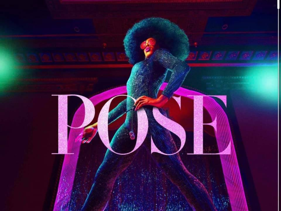 pose party poster