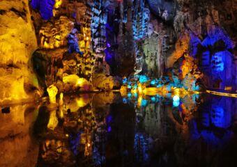 Inside a cave qingyuan macau lifestyle