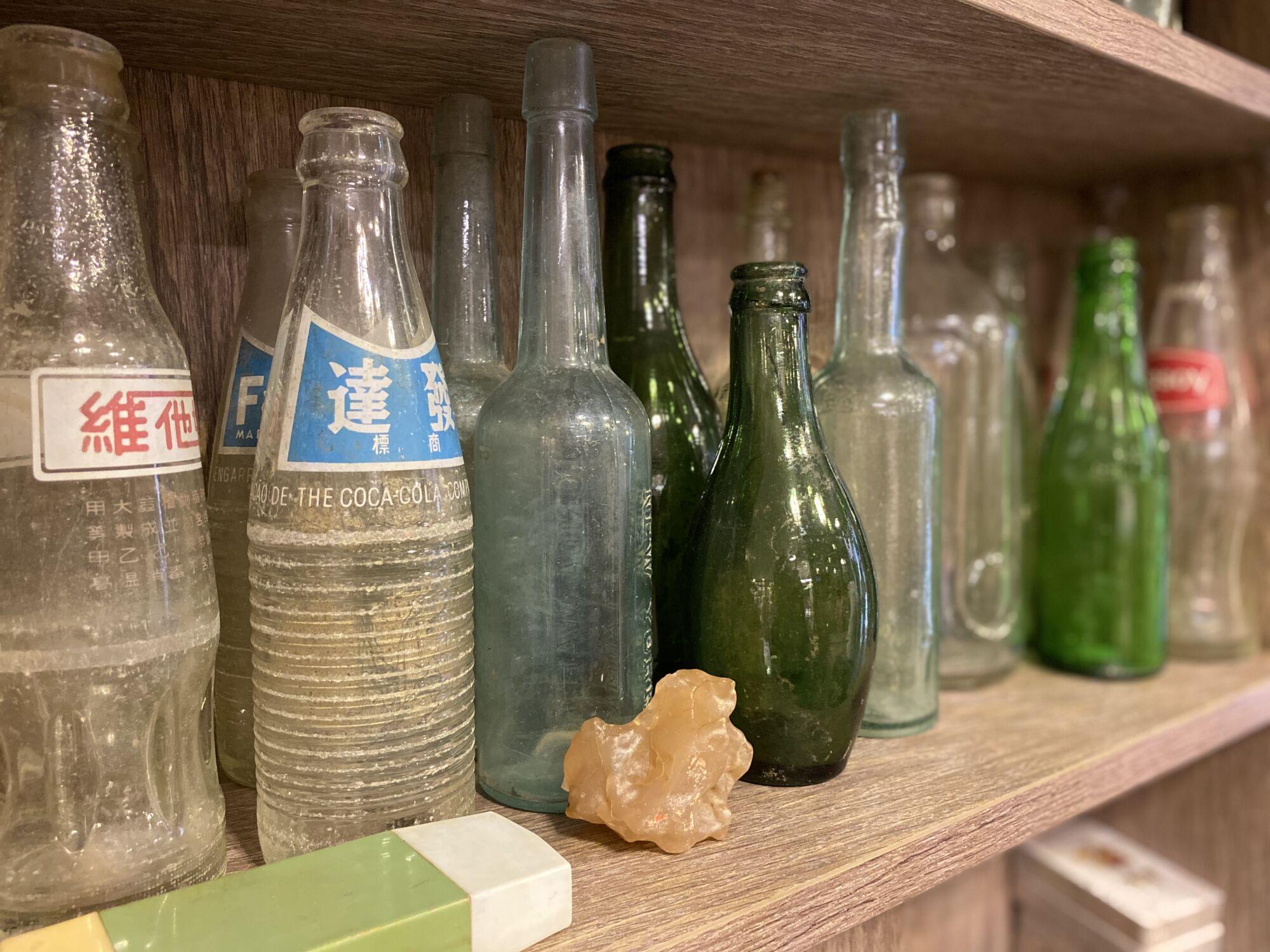 Lei Fong Old Bottles Macau Lifestyle