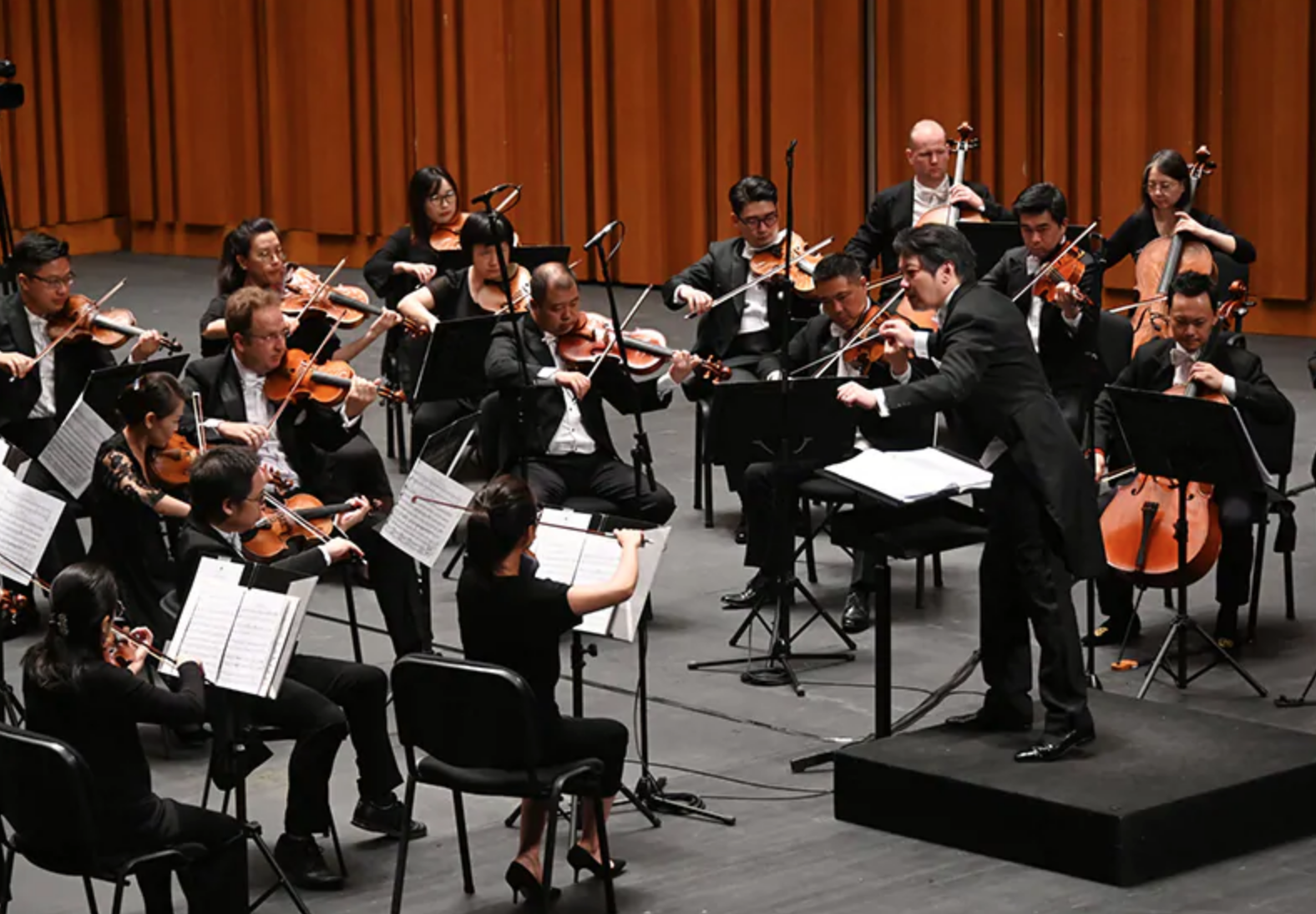 Macao Orchestra Concert Hall