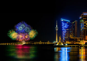 Mandarin Oriental, Macau_Firework 8