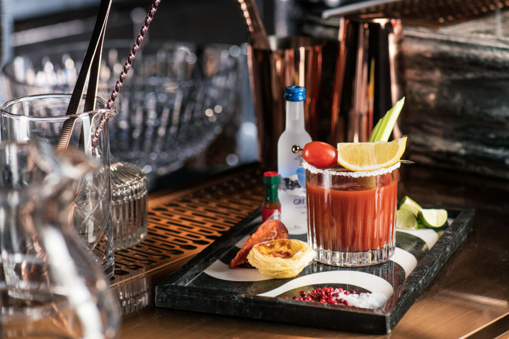 Maria do Leste Bloody Mary from St Regis Macao Updated Photo 2020