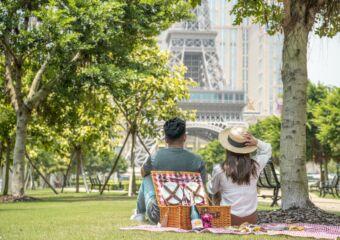 Picnic at Le Jardin Horizontal The Parisian Macao