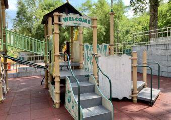 Seac Pai Van Park Macau Giant Panda Pavilion playground