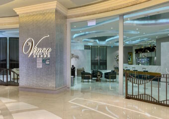 Studio City Vinca Foot Spa Exterior Door Macau Lifestyle