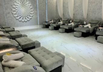 Studio City Vinca Foot Spa Foot Massage Room Macau Lifestyle