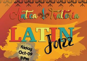 latin jazz macau antica trattoria