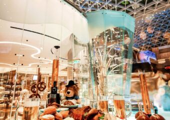 Cheers Macau at MGM Cotai Spectacle with Food