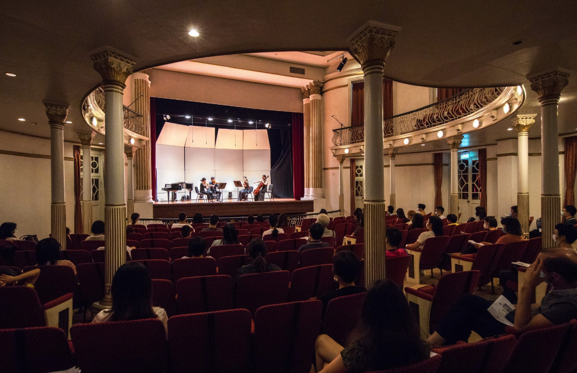 Magnificent Baroque Classical Music at Dom Pedro V Theatre Macau Photo