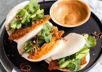 Mandarin Oriental, Macau – Vida Rica Bar – Bao-Buns
