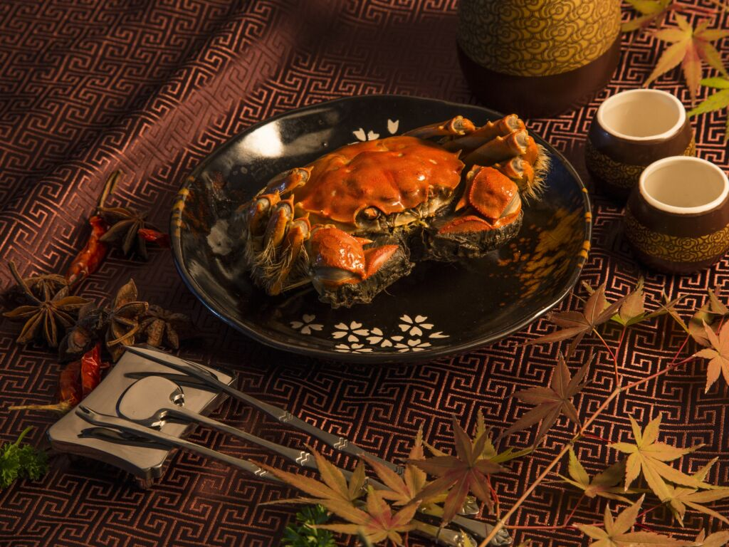 Sands Resorts Macao and Sands Macao Present Seasonal Hairy Crab Menus