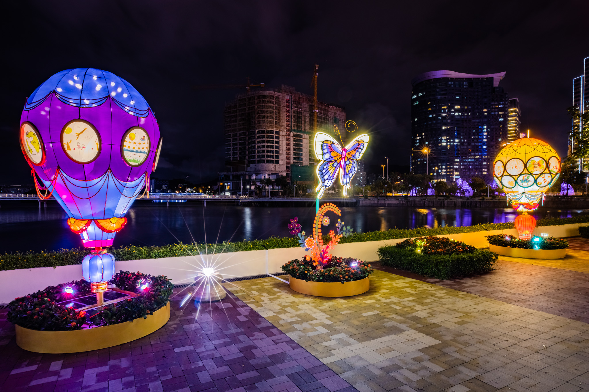 Wynn Butterfly Story Fifth Lantern Festival 2020 family events macau october