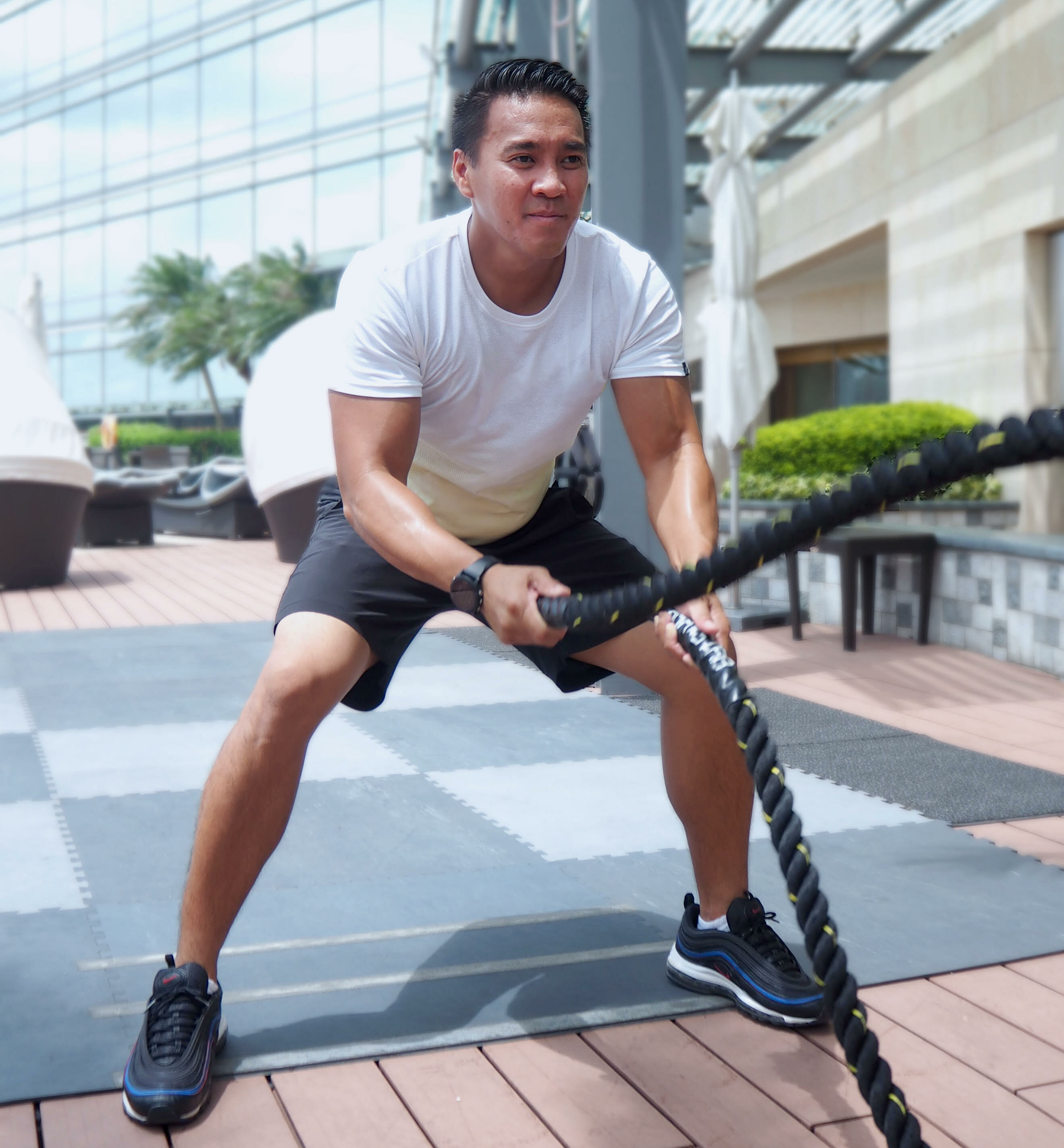 mandarin oriental fitness macau october 2020