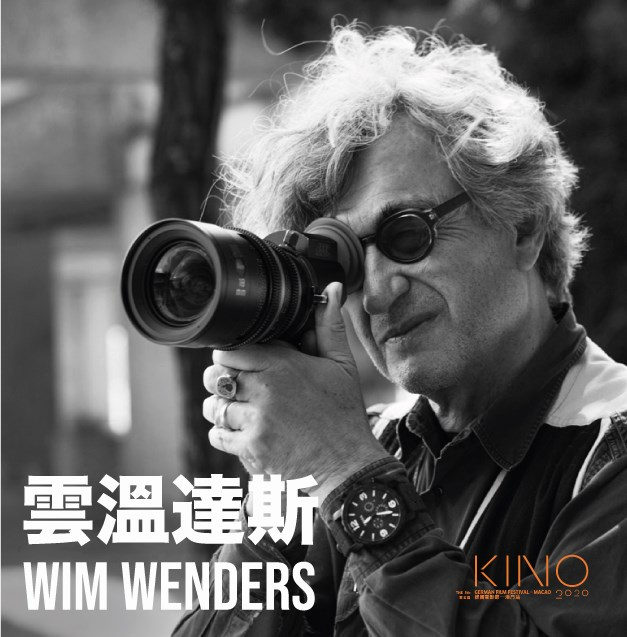 wim wenders poster kino macao 2020