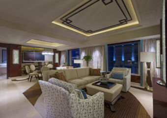Ambassador Suite_Living Room Sheraton Grand Macao