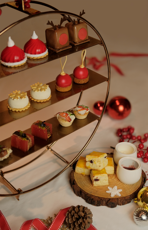 Christmas Festive Afternoon Tea Mandarin Oriental Macau 2020 Where to Eat Macau December