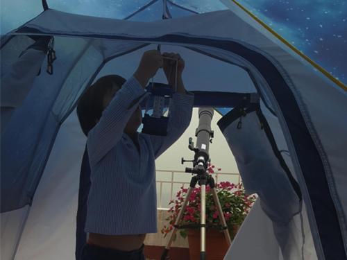 Grand Coloane Resort stargazing