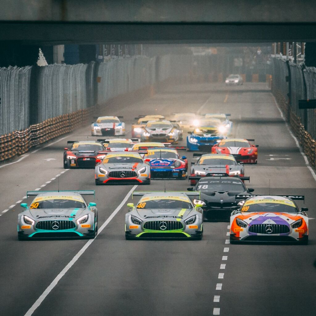 weekend macau grand prix