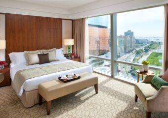 Photo-Mandarin Oriental, Macau Deluxe Bay View