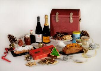 Christmas supreme hamper mandarin oriental macau