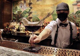 st regis bar macau bartender cocktail