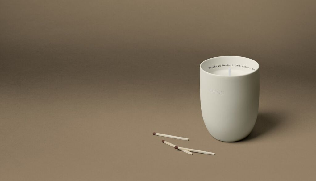Aesop Aromatique Candles_Aganice Aromatique Candle christmas gifts for home