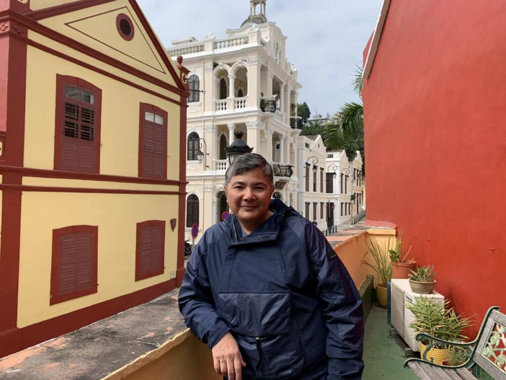 Chef Neta Manhao Macanese Christmas Traditions and food