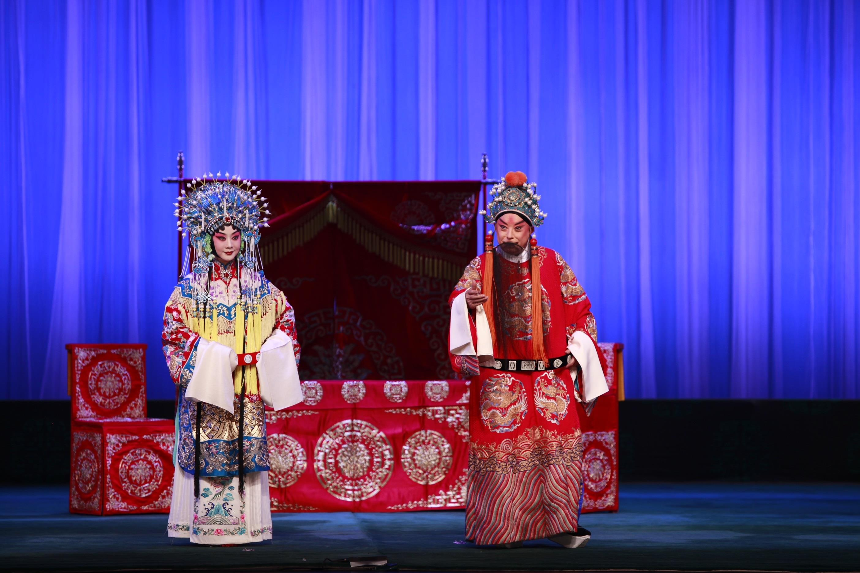 Chinese Opera Return to the Motherland Macau December 2020