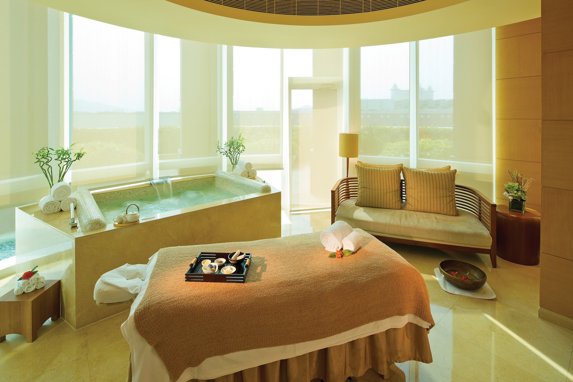 Four Seasons VIP Spa Suite macau