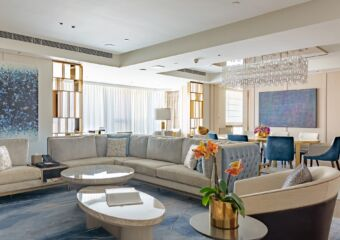 Grand suites at four seasons macao_Dynasty Suite