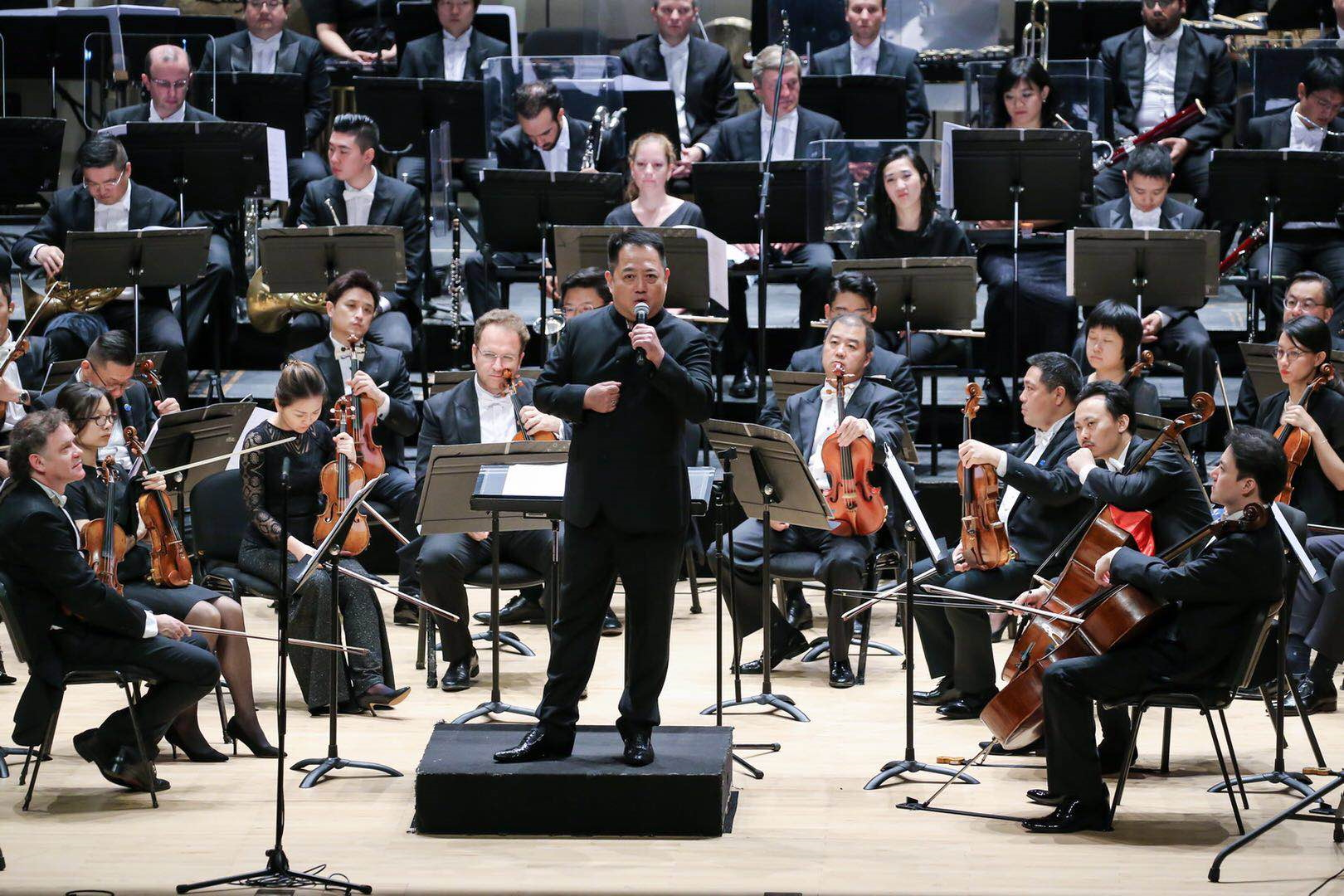 Macao Orchestra in Concert  this weekend macau