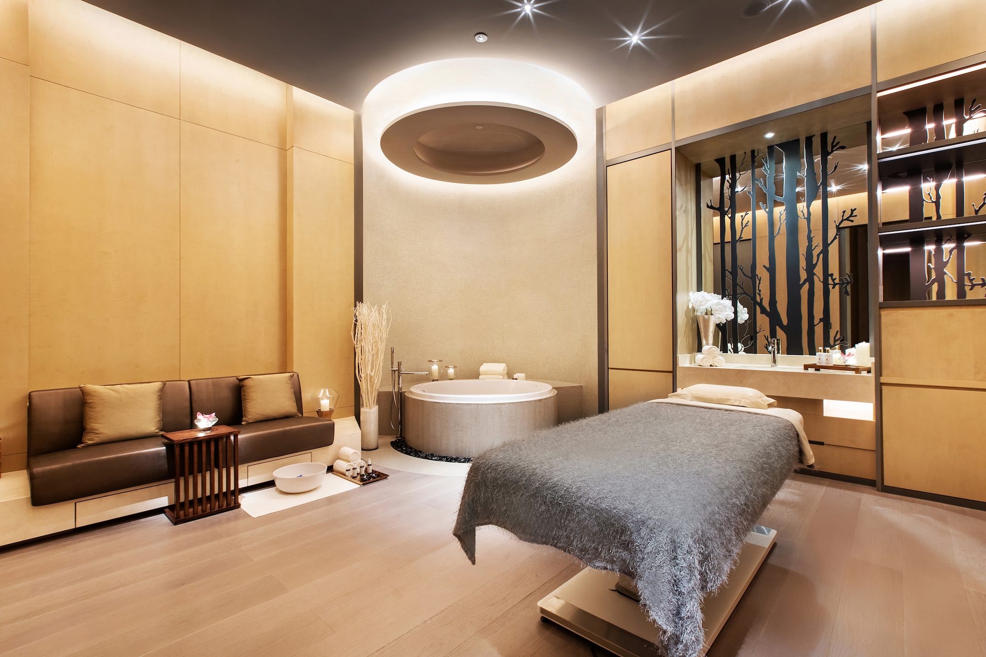 Morpheus Spa_Single Spa Suite_01